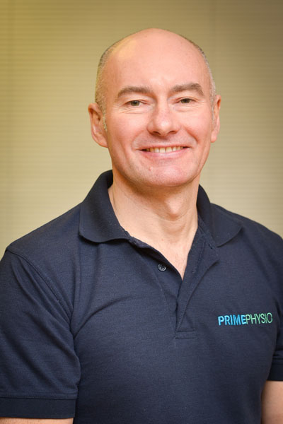 andrew - clinical director, physiotherapy cambridgeshire